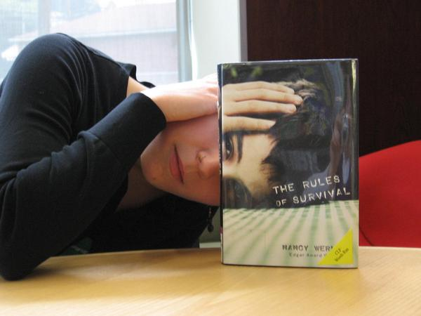Book Covering Face : Bookface clpteensburgh carnegie library of pittsburgh