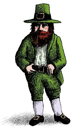 Did You Know That The Leprechaun Is Just One Of Dozens Supernatural Creatures Inhabit Legends And Superstitions Ireland