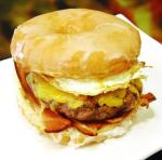 The Brunch Burger!!