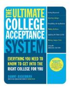 The-Ultimate-College-Acceptance-System-Ruderman-Danny-9780312355173
