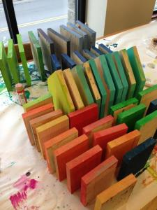 Sneak Preview: Birdhouses @ CLP-Hazelwood!