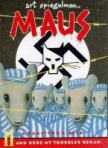 Maus II : a survivor's tale : and here my troubles began by Art Spiegelman.