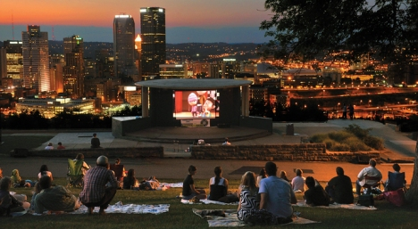Cinema in the Park - Grandview