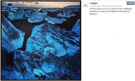 Iceland Instagram