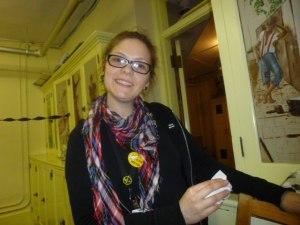 Ms. Annica!!