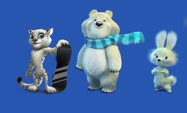 1876 Best 2014 Winter Olympics Sochi images | Winter ... |Winter Olympics 2014 Mascot Names