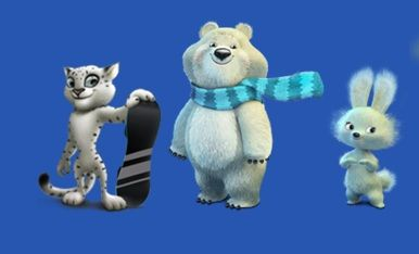 2014_Winter_Olympic_Mascots