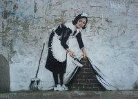 BanksyMaid